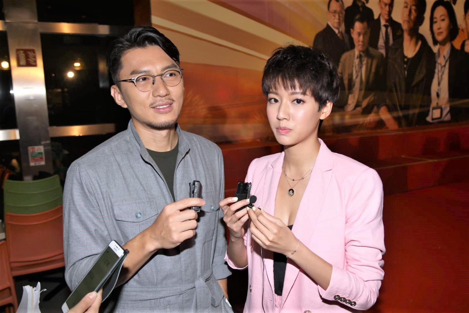 繼《鐵探》後,蔡思貝與袁偉豪將參演《使徒行者3》。