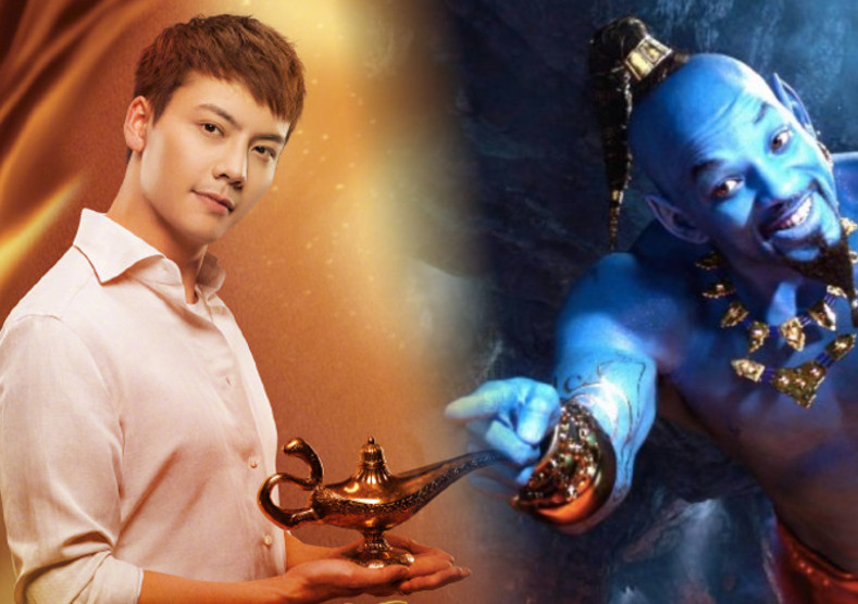 陳偉霆的唱功引惹來網民劣評。