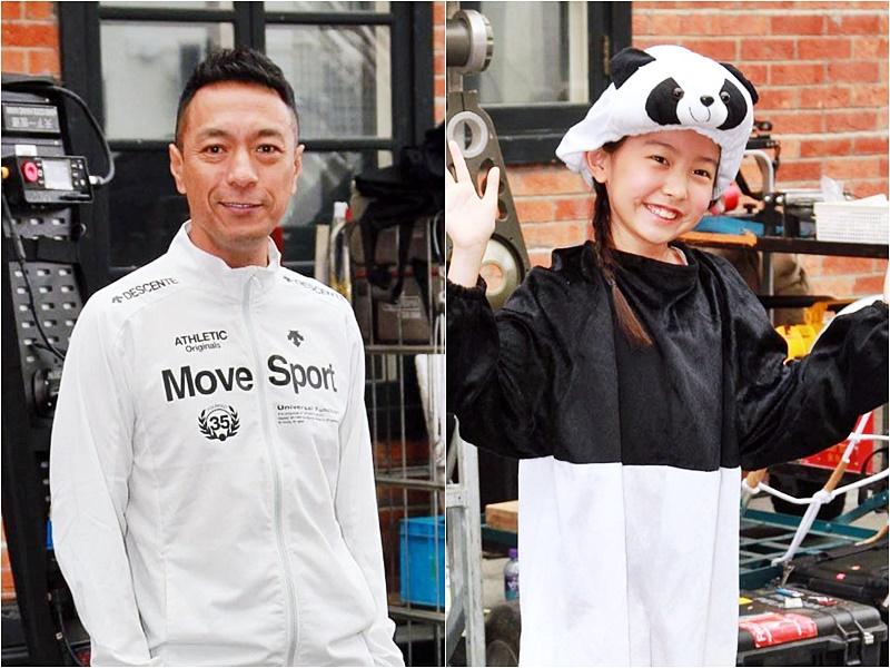 姜皓文同王詩雅再於新片中合作。