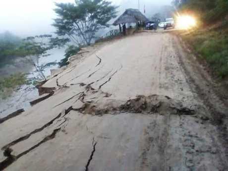 秘鲁北部今天清晨发生规模8级强震。