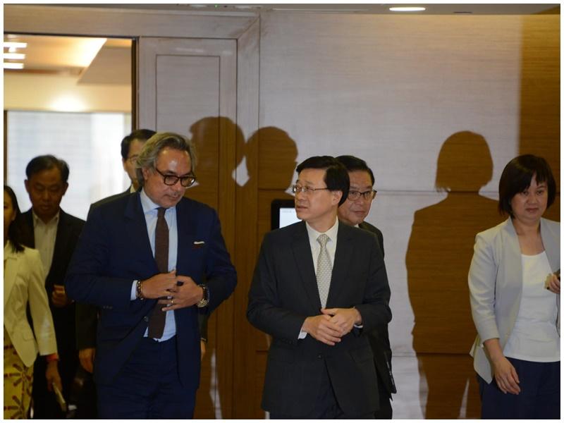 【逃犯條例】總商會:政府釋除商界疑慮 冀多向公眾解說