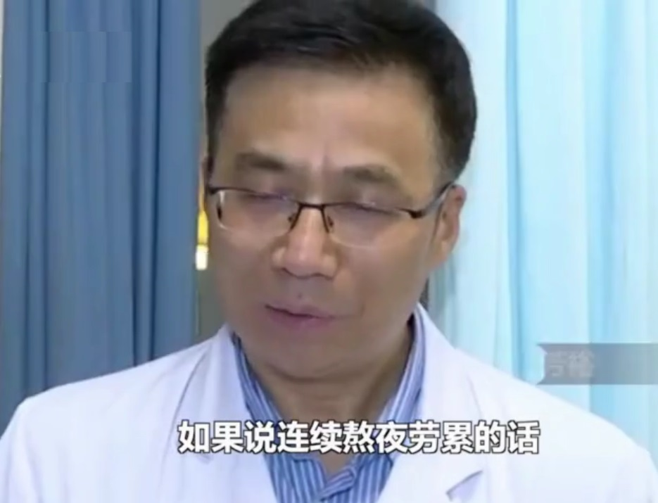 醫生提到幾位醫生護士接力跑了六趟取血液。網上圖片