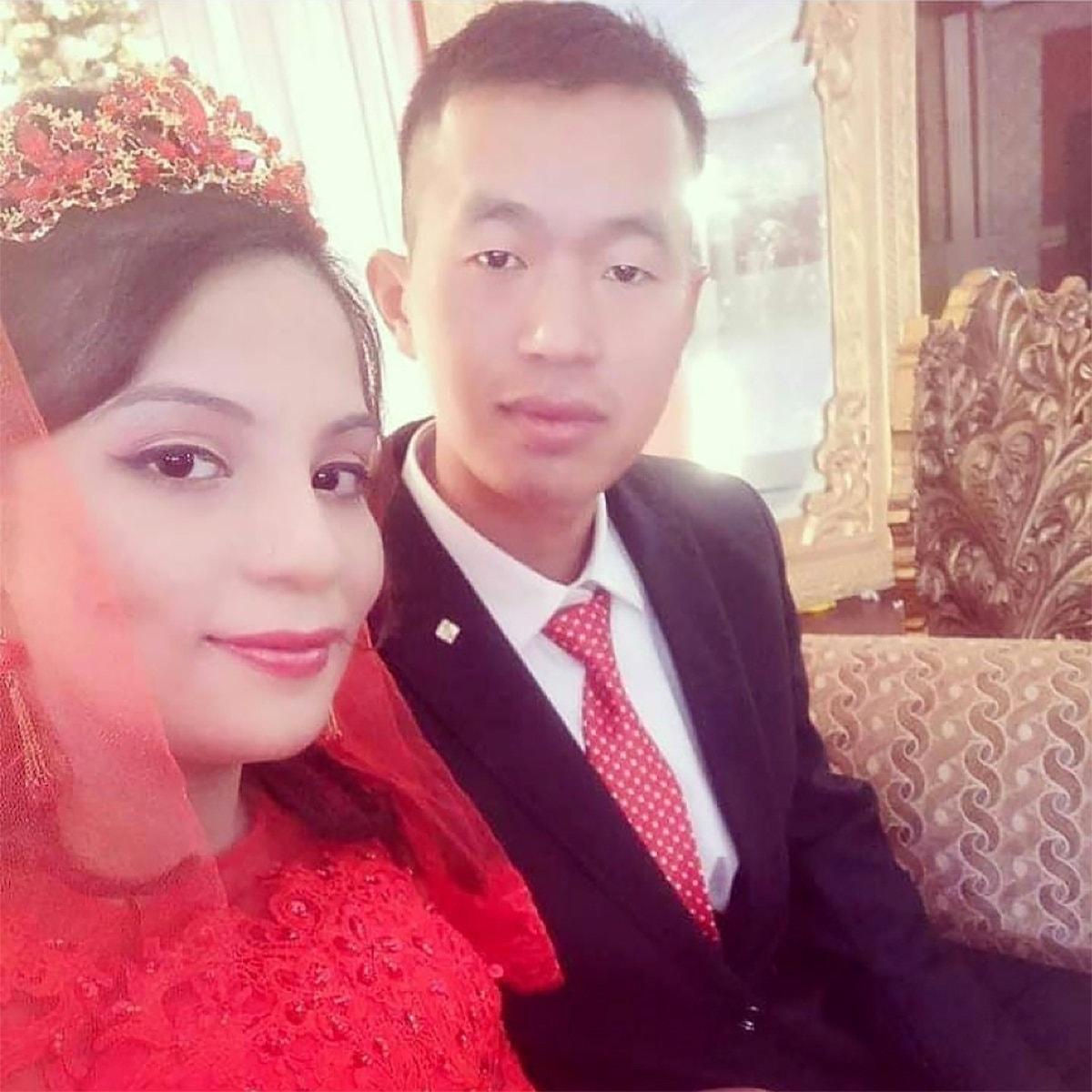 巴基斯坦新娘在短短8天後就離婚。網上圖片