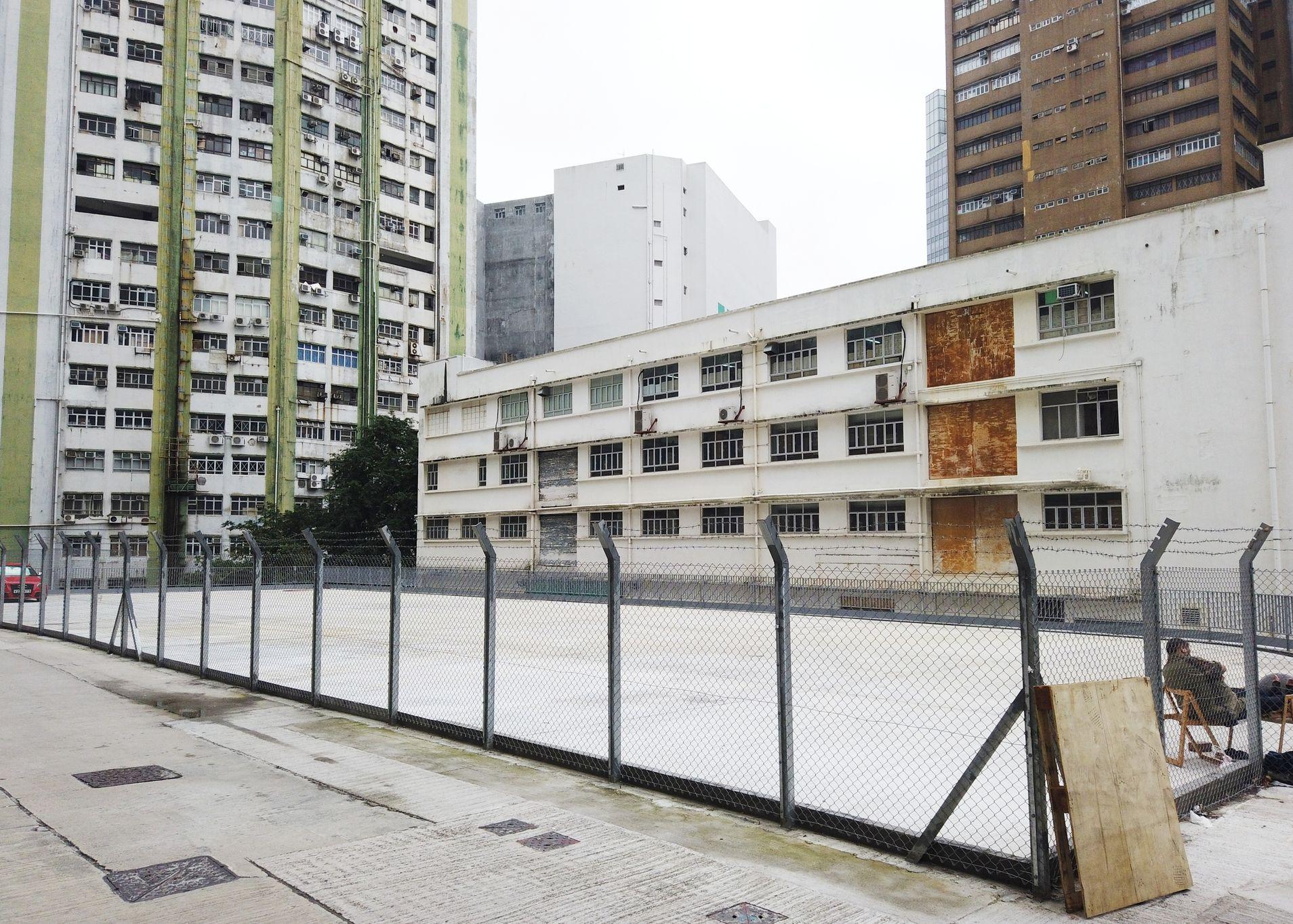 新項目選址葵涌業成街。社聯圖片