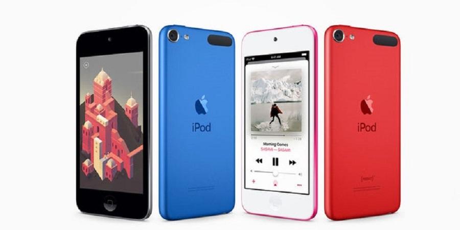 蘋果突推全新iPod touch。網上圖片