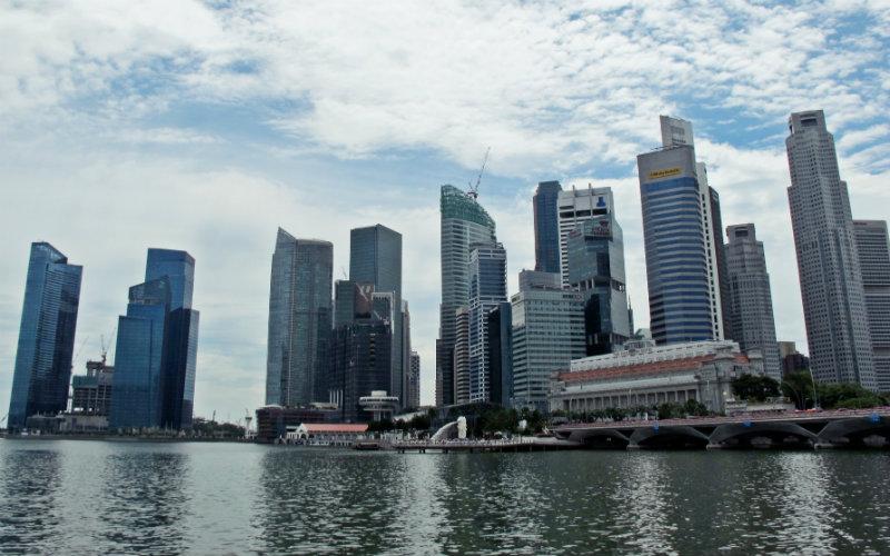 拯救儿童基金会指新加坡成全球最适合儿童成长国。网上图片