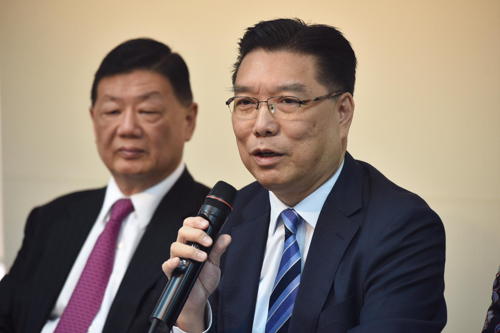 聯盟召集人、港區人大代表李應生。