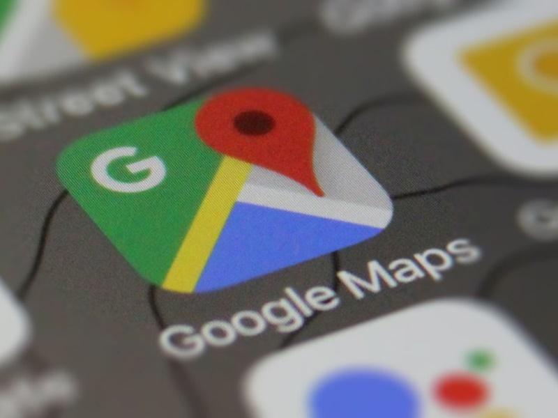 Google Maps推出新功能,显示车速限制、超速影快相位置。不过香港未有此功能。网图