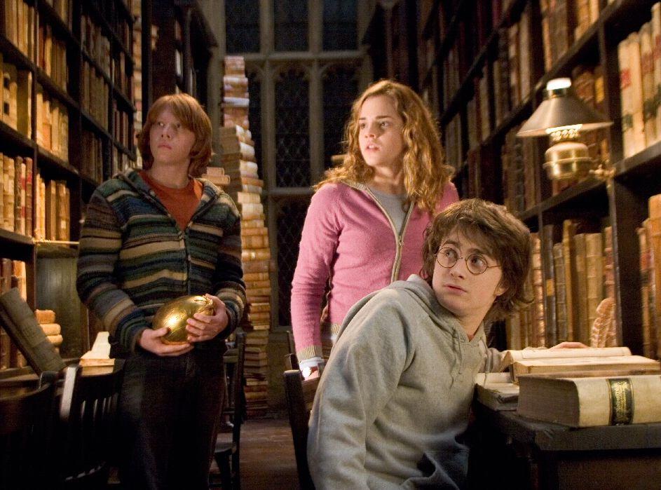 《哈利波特》系列一直深受歡迎。