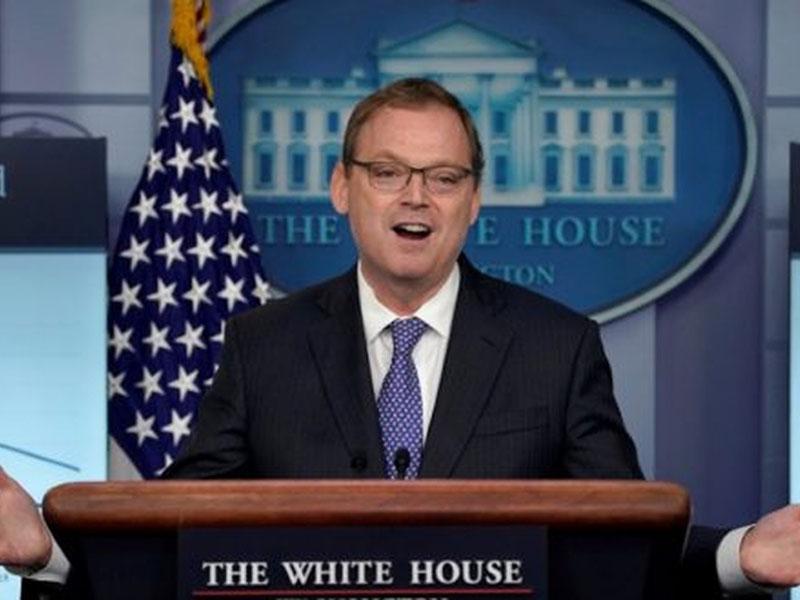 白宫经济顾问委员会主席哈塞特将离任。
