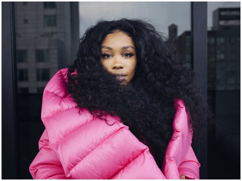 《黑豹》歌手Sza声称遭受种族歧视。