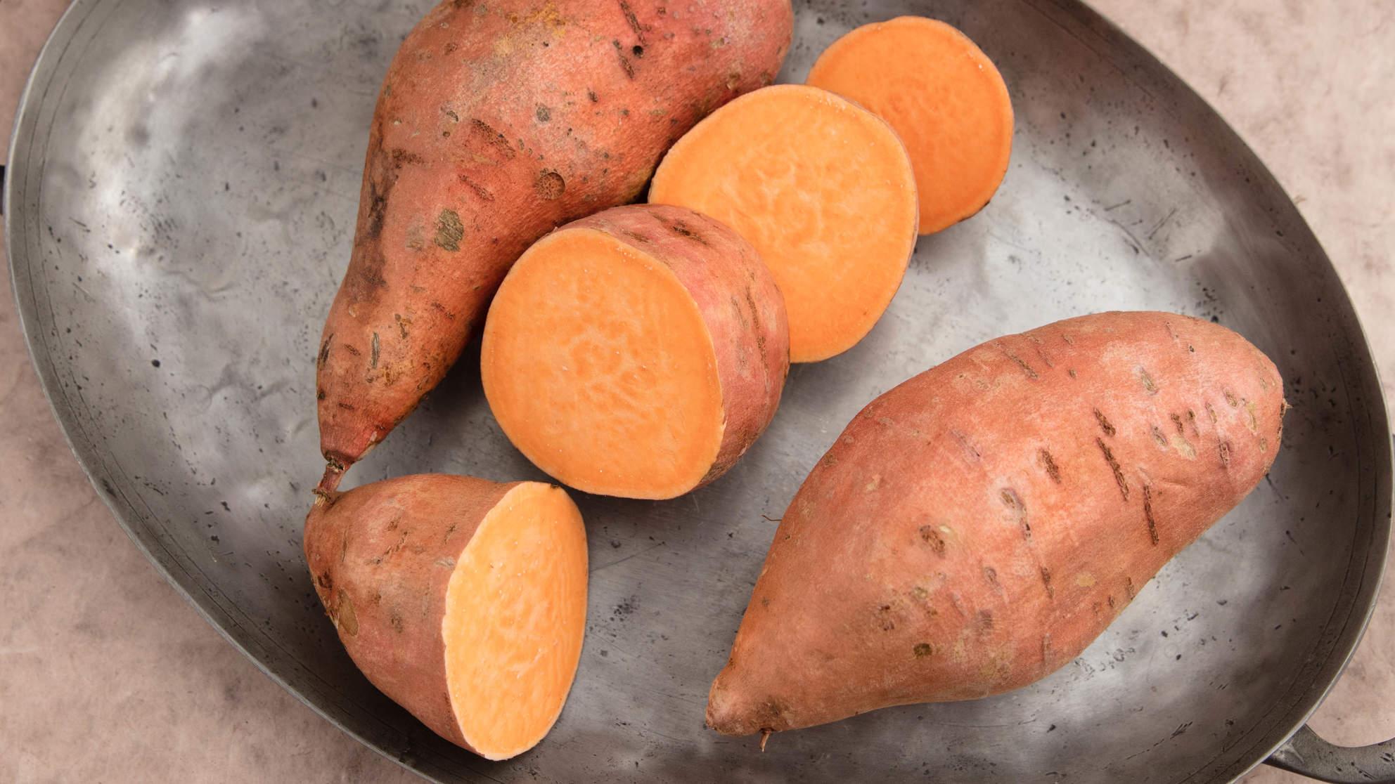 中醫認為,中午過後,人體的腸胃代謝功能就會慢慢變弱,若吃番薯,恐怕會損害身體。網圖