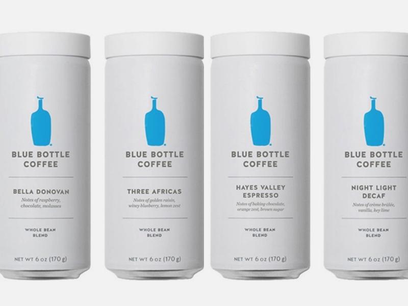 食物环境衞生署食物安全中心公布,4款美国进口罐装咖啡豆,不论批次,正进行回收。Blue Bottle Coffee FB图片