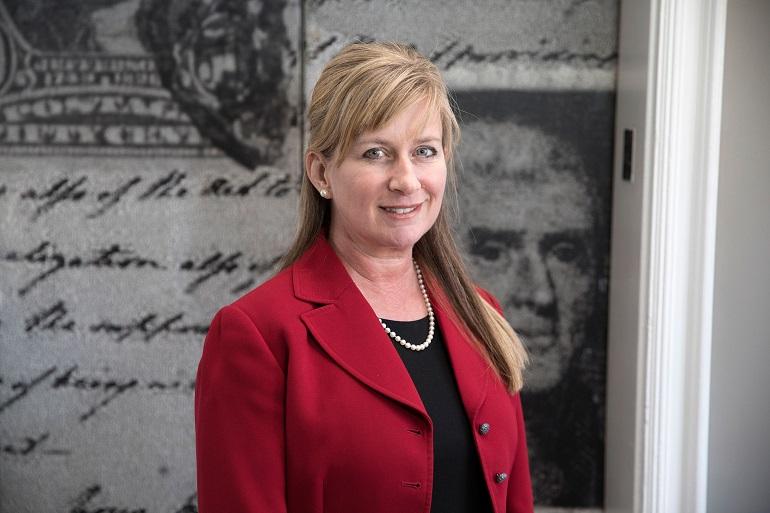 懷俄明州首府夏延市女市長奧爾(Marian Orr)。網上圖片