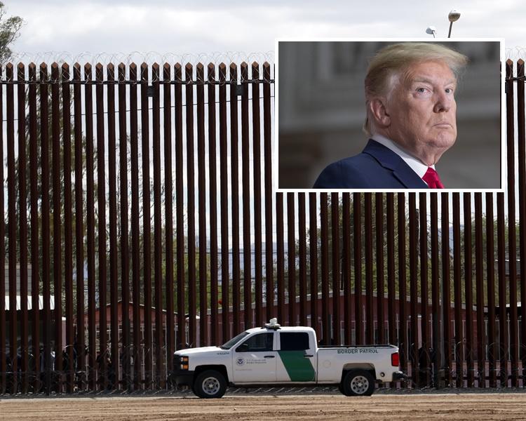 特朗普为对抗边界非法入境者的问题向墨西哥货品徵关税。