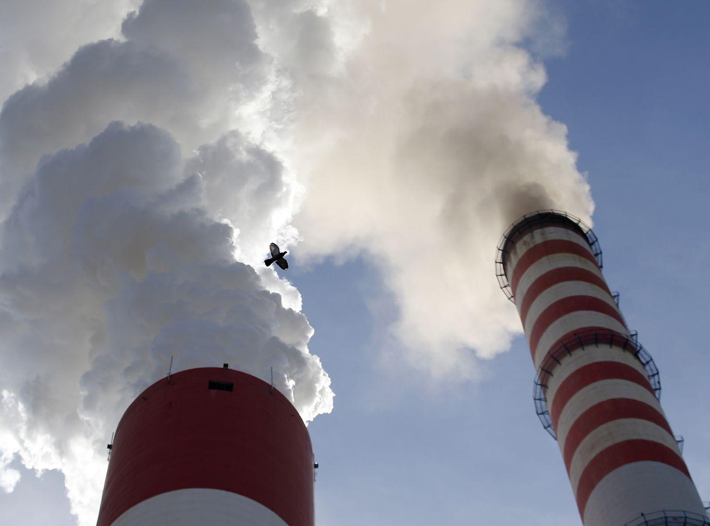 现时有9成人正呼吸受污染空气。