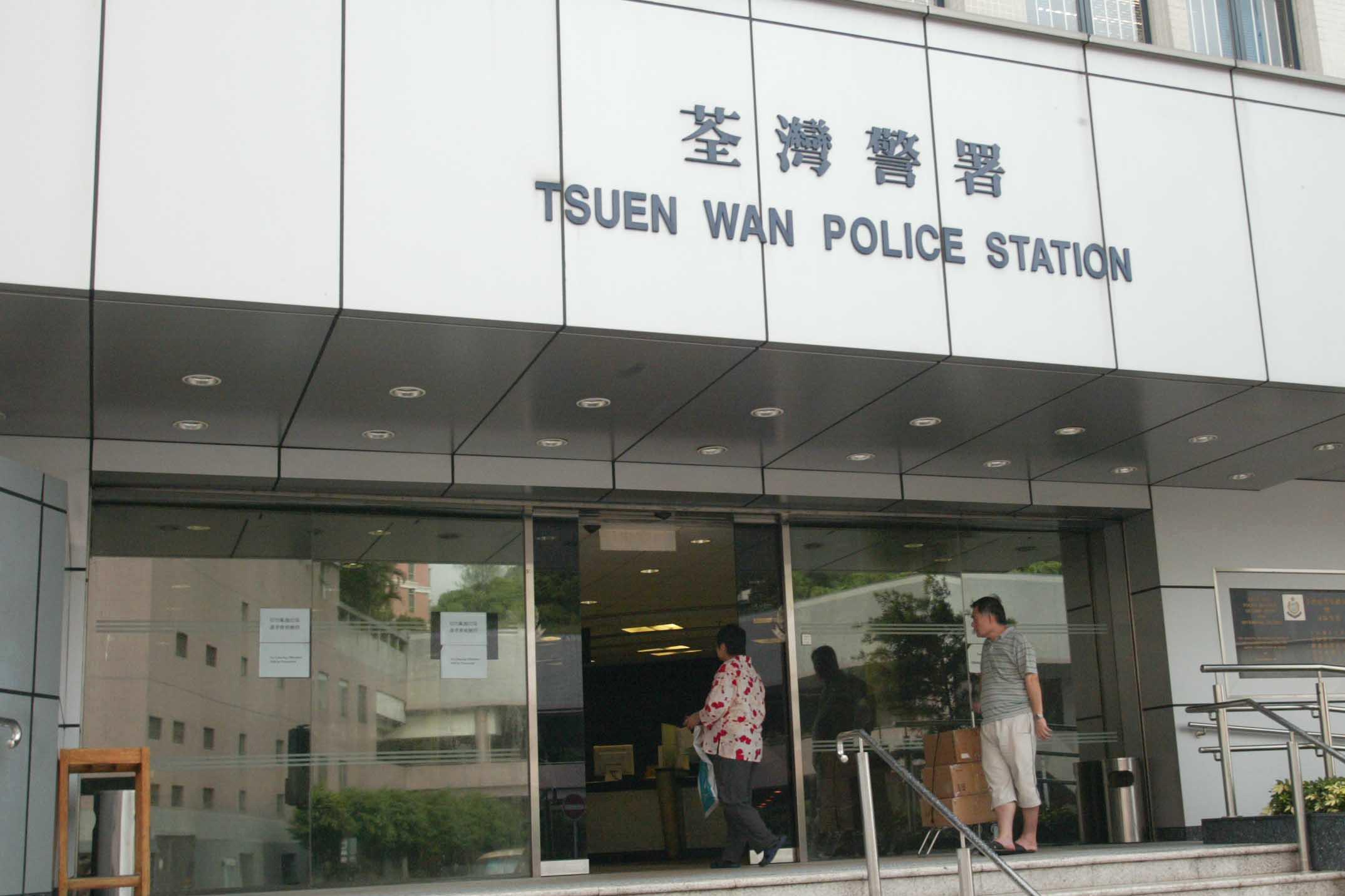 警方在荃灣展開掃黃行動,突擊搜查多個單位,行動拘捕3名女子。 資料圖片