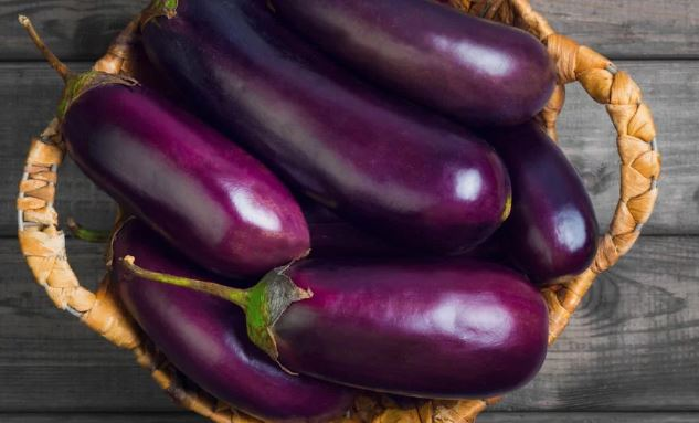 茄子:清熱活血,消脂通便。