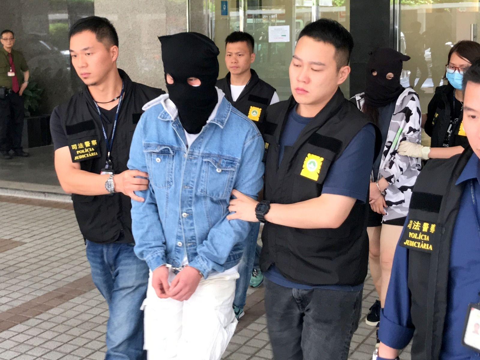 澳門司警拘捕3名涉嫌受僱於香港毒品集團到當地販毒的港人。