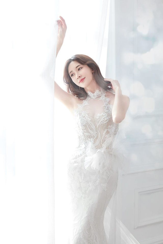 林志玲宣布閃婚震驚演藝圈。網上圖片