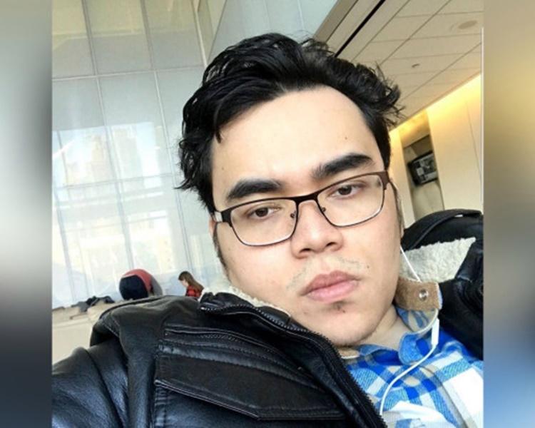 被捕22岁男子阿拉姆。fb