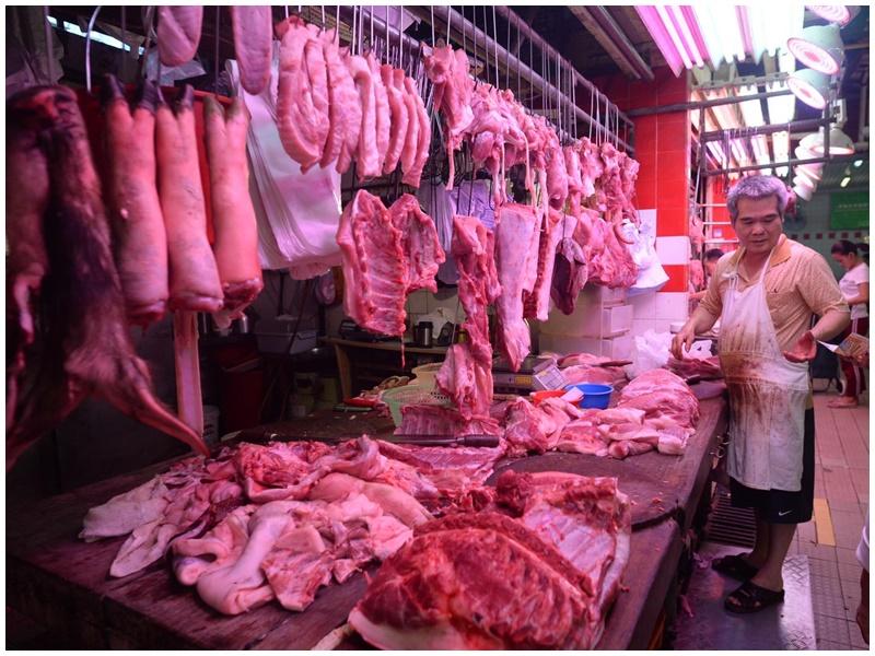 【非洲豬瘟】街市豬肉或破百元1斤 業界料升勢持續