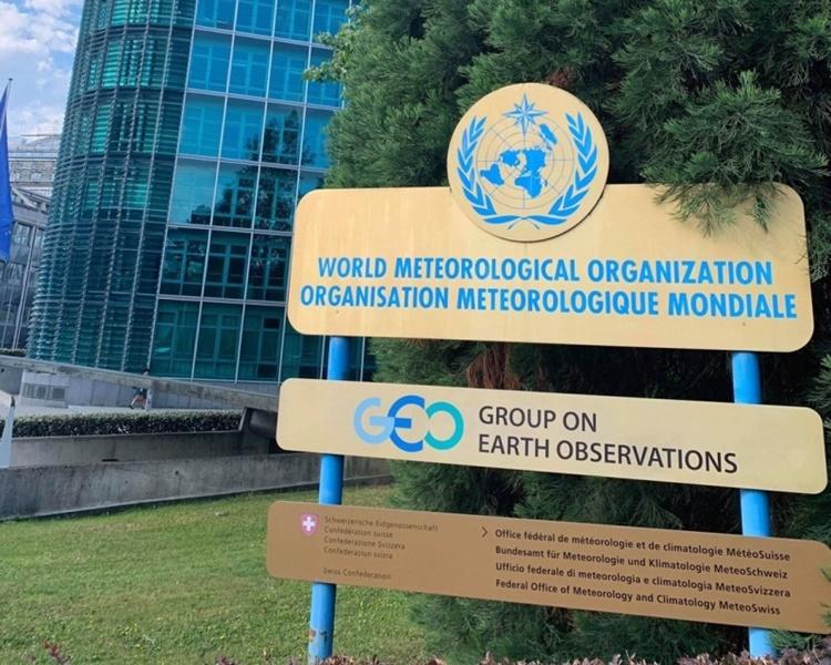 联合国世界气象组织大会正在瑞士日内瓦举行。