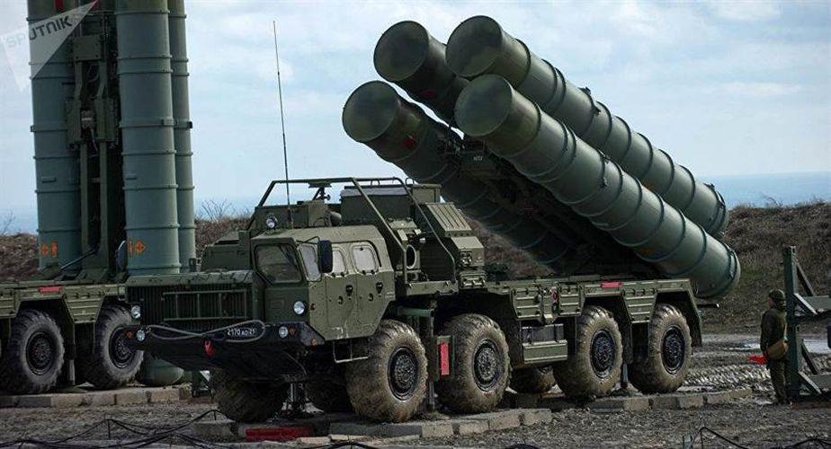 俄羅斯「S-400」防空導彈系統。網圖