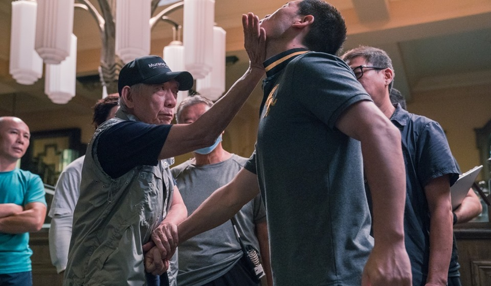 袁和平獲紐約亞洲電影節頒終身成就獎。 NYAFF FB圖片