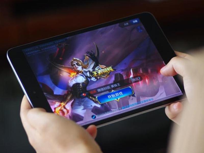 有犯罪集團以「免費代練」的名義,騙取手機遊戲《王者榮耀》玩家的微信賬號和密碼。 示意圖片