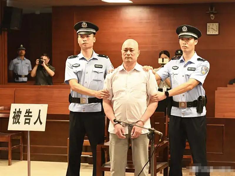 廣西玉林市中級人民法院一審今日以故意殺人罪,判處被告死刑。 網上圖片