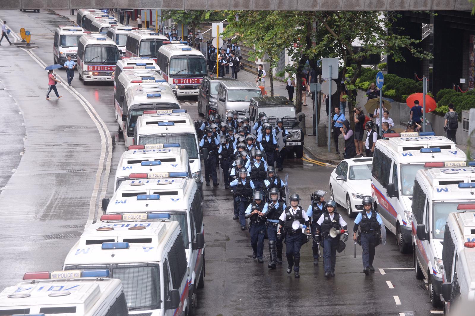 警察員佐級協會籲前線警員緊守崗位
