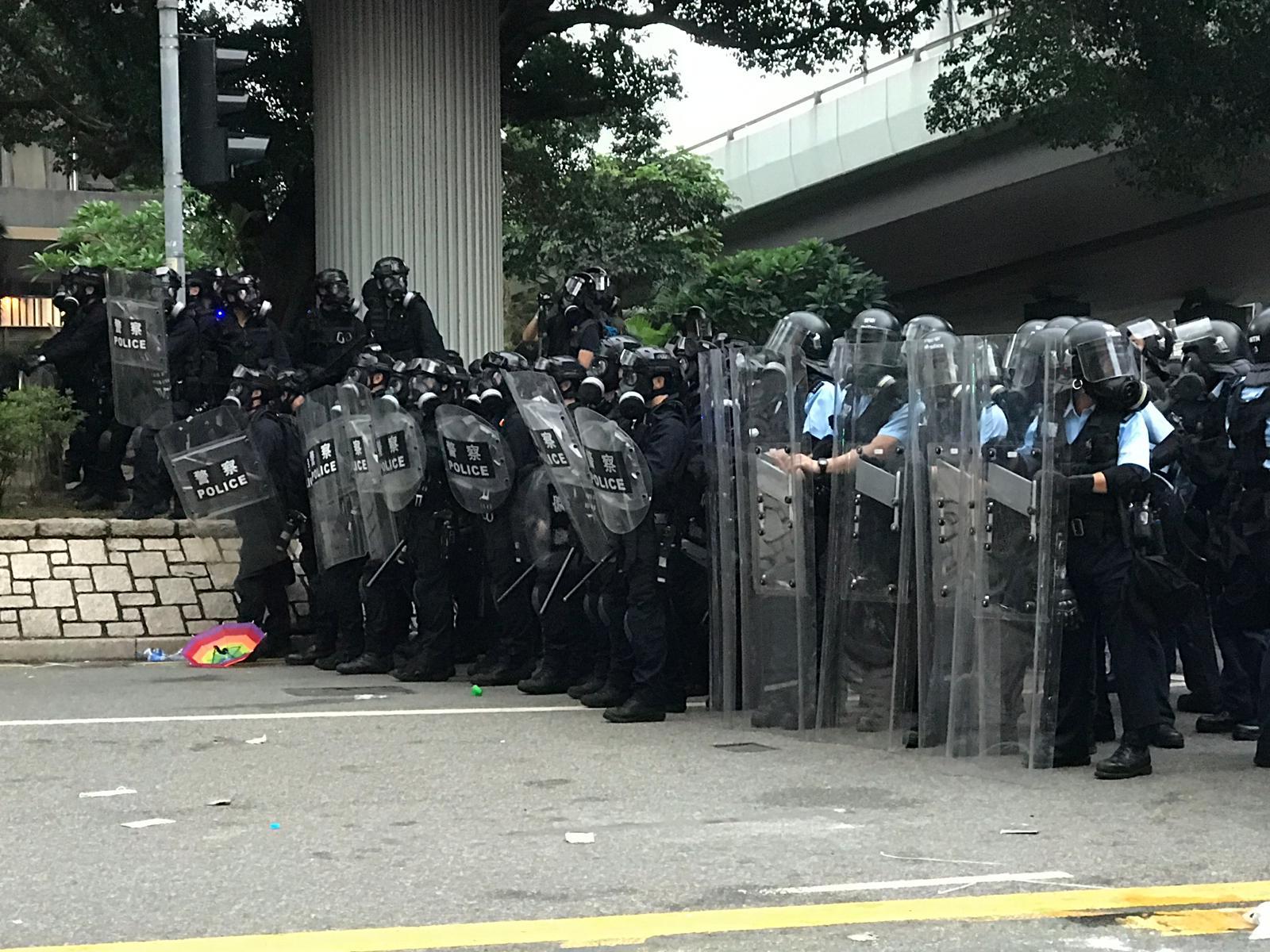 【逃犯條例】立法會今日不開會 梁君彥呼籲克制和平理性