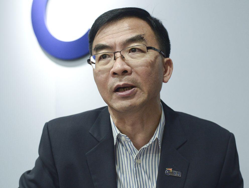 陳卓禧對香港社會狀況的最新發展表示憂慮。