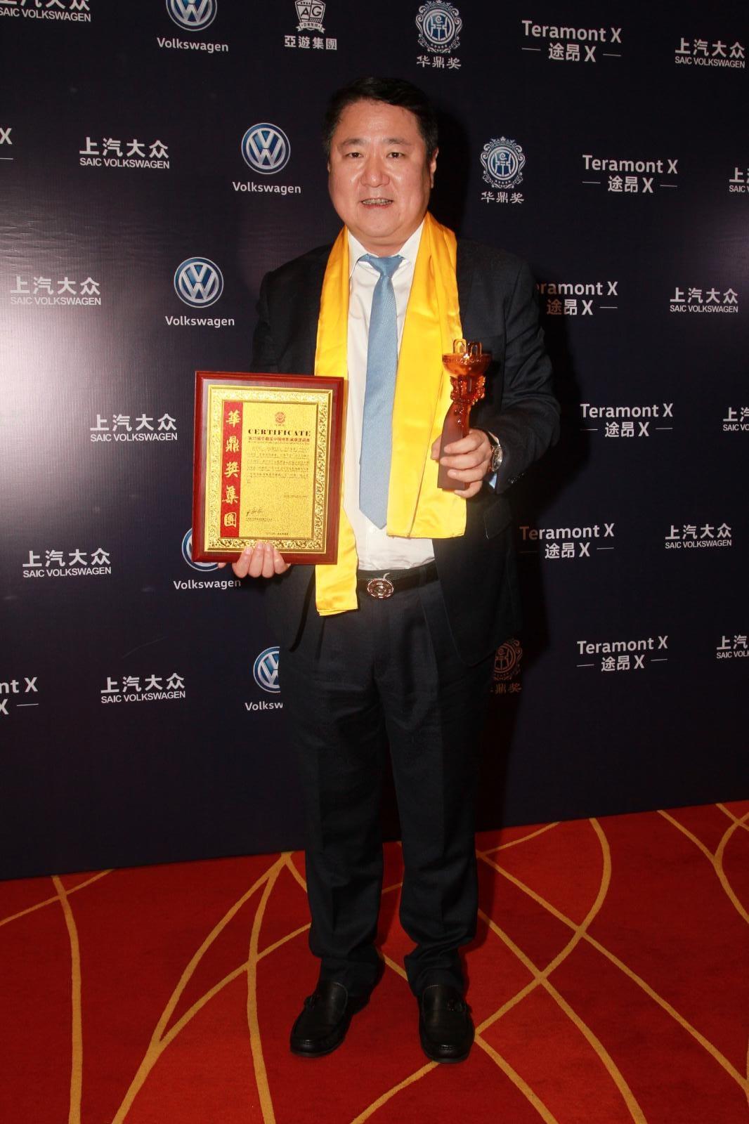 《紅海行動》獲「中國電影滿意度調查第一名大獎」。