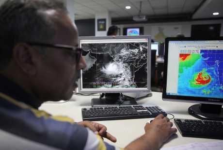 Vayu被归类为非常严重的气旋风暴。