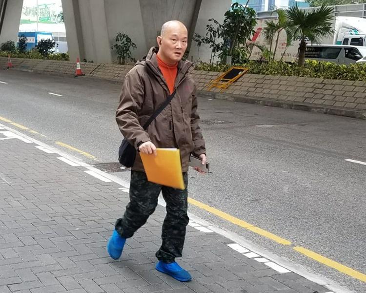 袁銘權被裁定非禮及襲擊傷人共7罪罪成。資料圖片