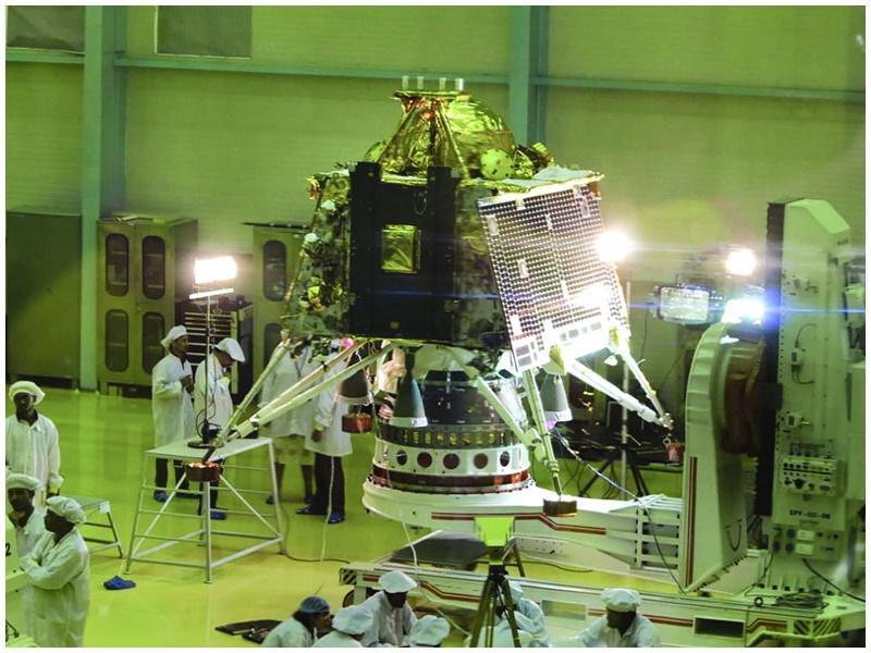「月船二号」日前曝光。网图