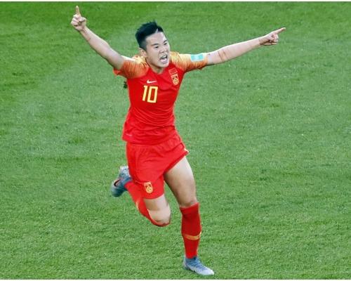 【女子世界盃】 B組第2輪分組賽 國家隊1:0南非