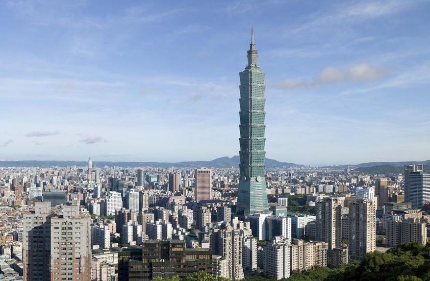台灣呼籲港府守護人權法治。網上圖片