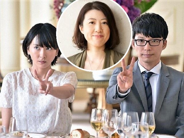 《逃恥》編劇野木亞紀子(小圖)不時發表對白香港時事的意見。網圖