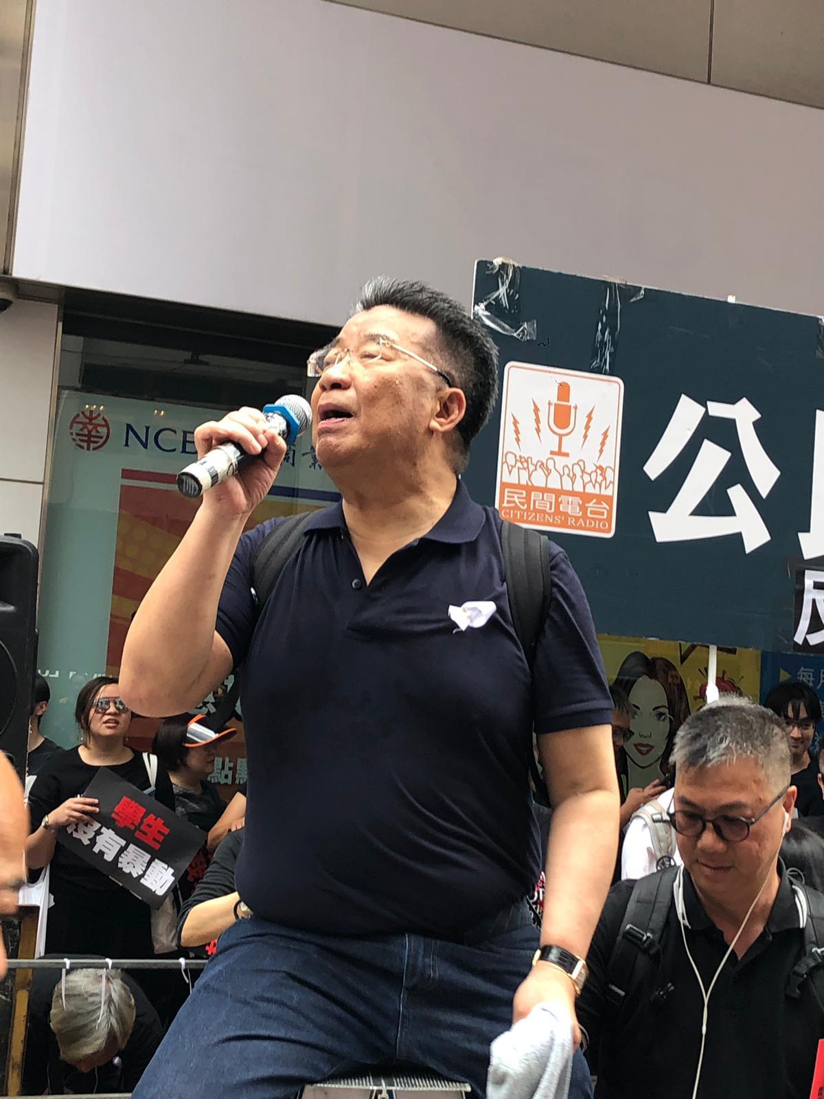 前政協委員劉夢熊。