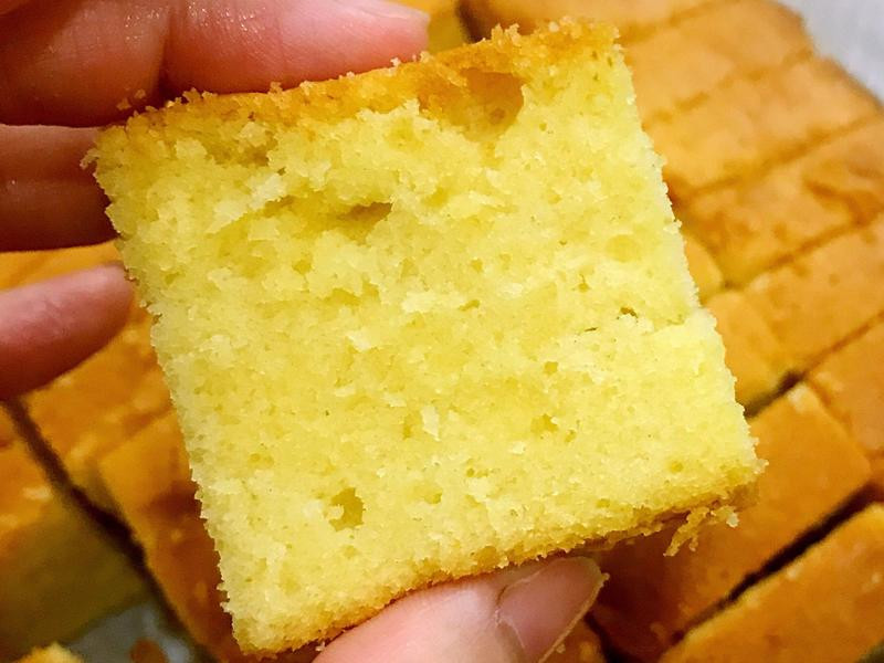 牛油蛋糕。網上圖片