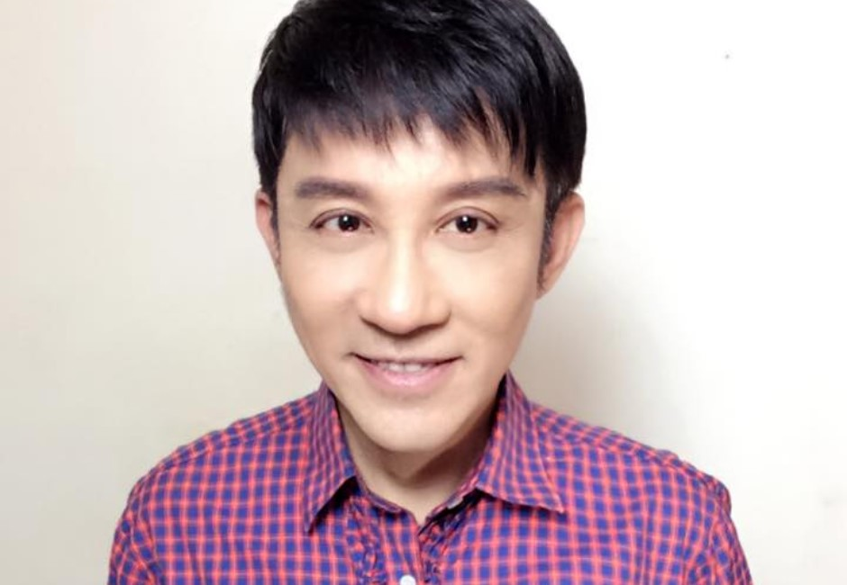58歲的台灣資深歌手江明學。網圖