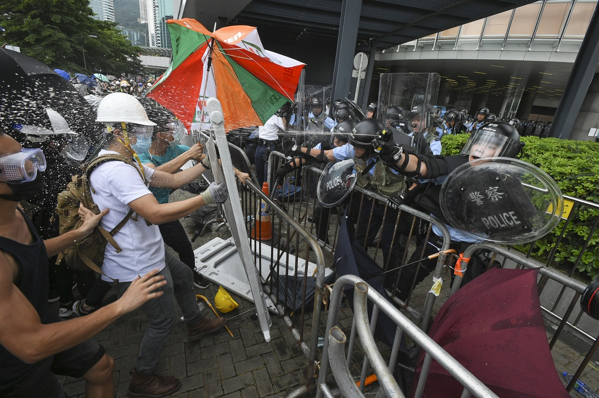 總商會指出,事件對本地商企,以至香港在國際商界的聲譽,均構成了影響。資料圖片