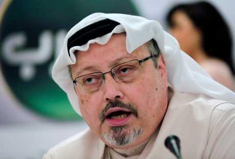 卡舒吉是《华盛顿邮报》记者,去年10月2日在沙特驻土耳其伊斯坦堡领事馆遭杀害。资料图片