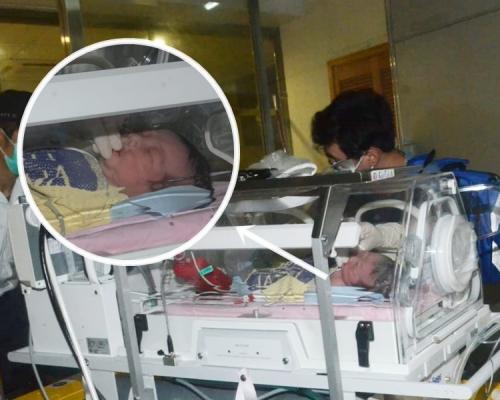 22歲孕婦天水圍家中生B 送院無大礙