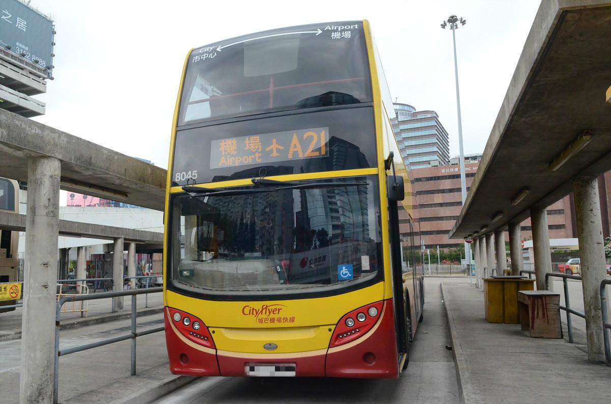 內地女子報警在巴士上行李被盜。網上圖片