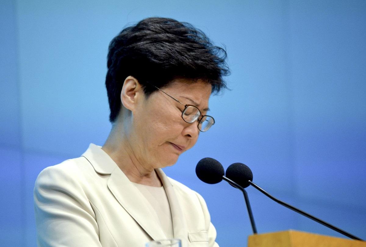 網民向林鄭月娥發出的回應訴求期限已在今日下午5時届滿。資料圖片