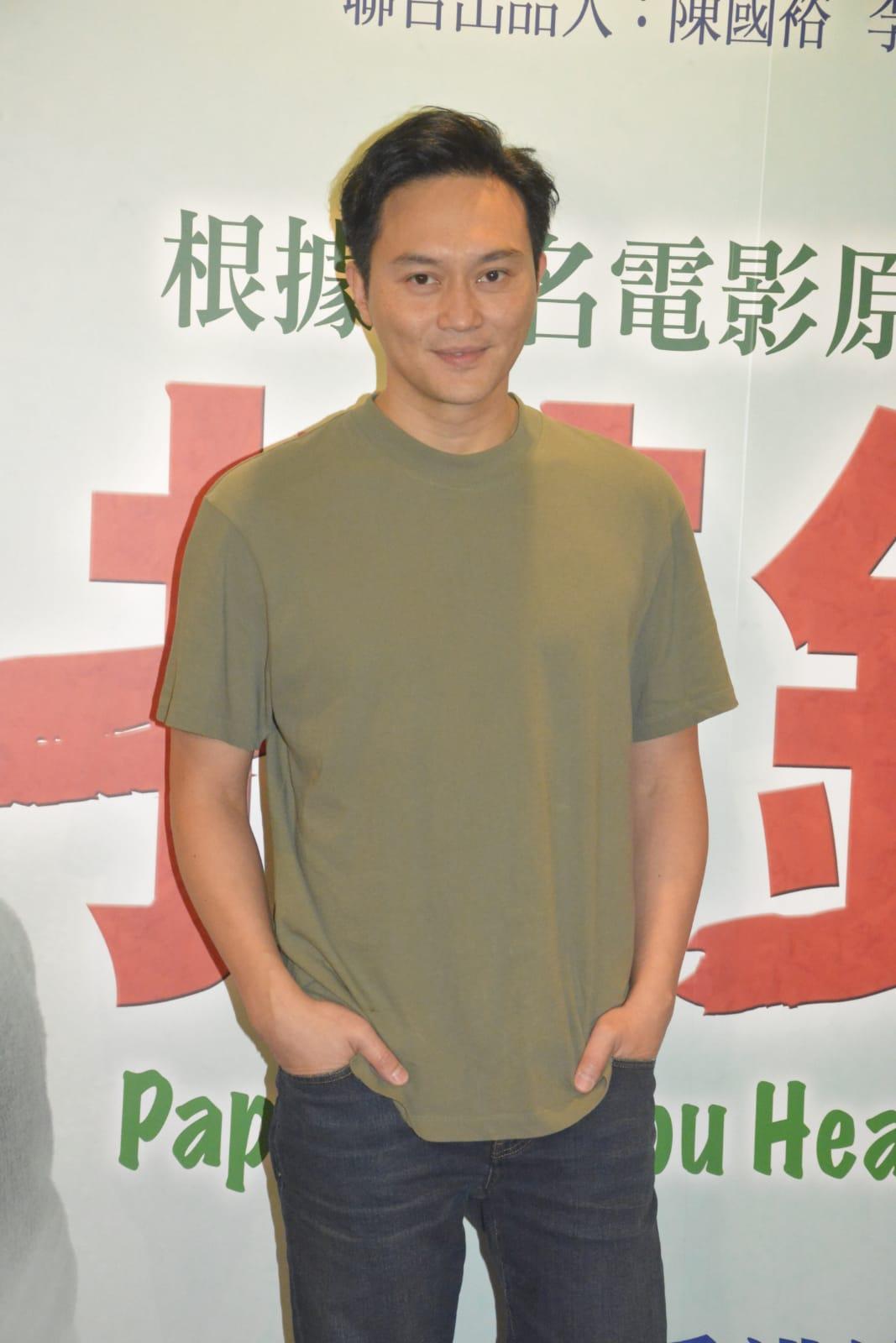 張智霖承認約滿蕭定一公司,暫無意再簽公司。